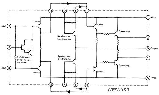STK 8040 - просто оконечный